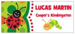 Lil' Bug small rectangle labels