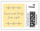 Lucky in Lace small postage stamps