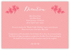 Lucky in Lace enclosure cards