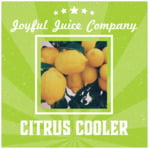 Lemonade Stand square labels