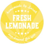 Lemonade Stand circle labels