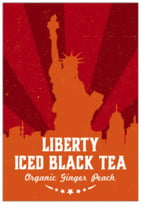 Liberty tall rectangle labels