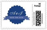 Luxe large postage stamps