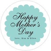 Luxe mother's day coasters