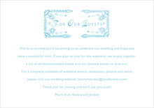 custom enclosure cards - sky - love (set of 10)