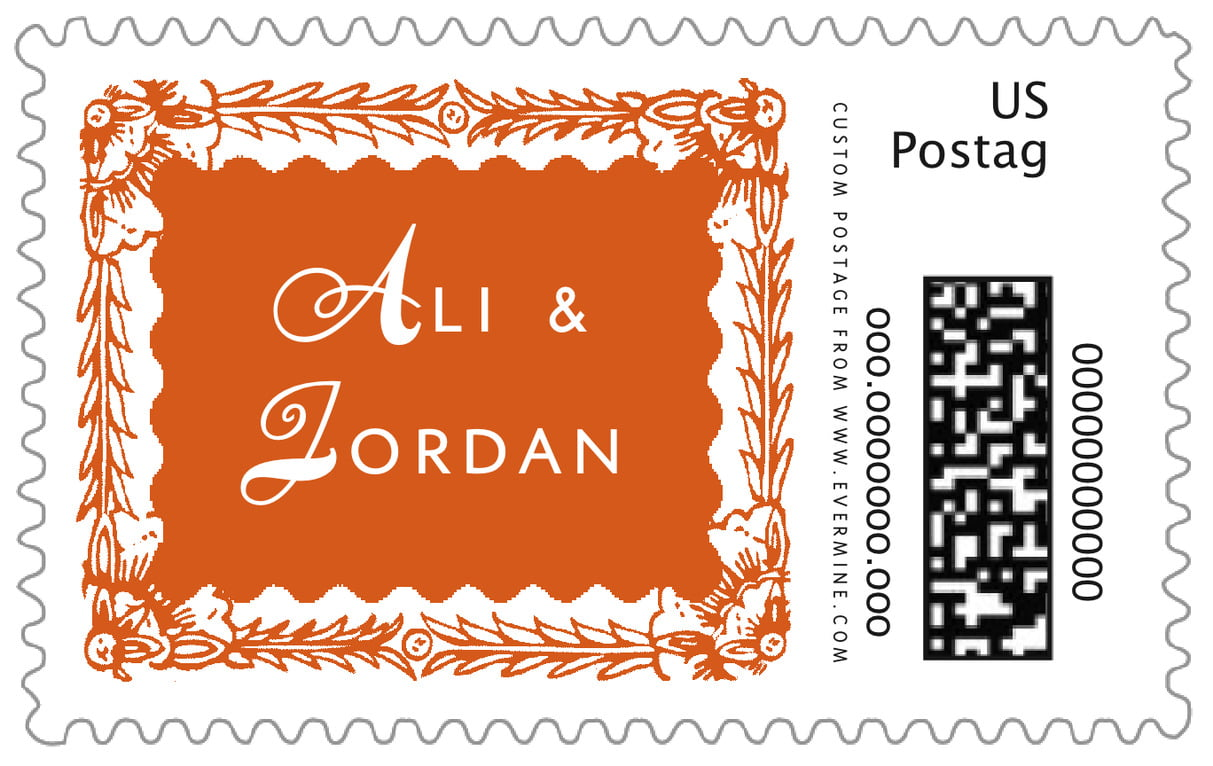 custom large postage stamps - spice - love (set of 20)