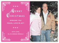 Love photo cards - horizontal