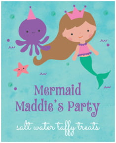 Mermaid large labels