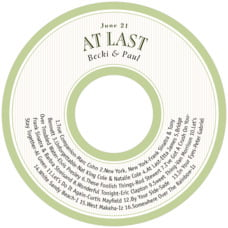 Metropolitan cd labels