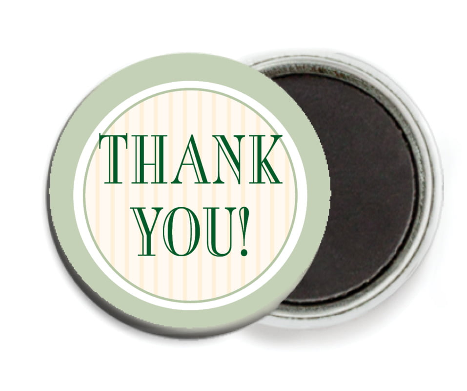 custom button magnets - sage - metropolitan (set of 6)