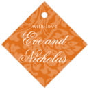 Magnolia small diamond hang tags