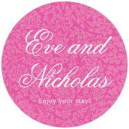 Magnolia large circle labels