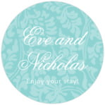 Magnolia circle labels
