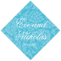 Magnolia diamond labels