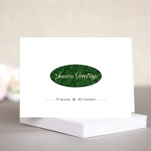 Magnolia christmas note cards