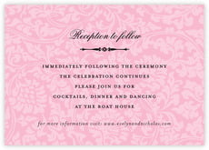 Magnolia enclosure cards