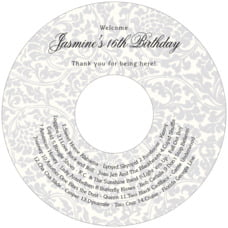 Magnolia cd labels