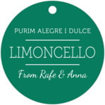 Modern Museo circle hang tags