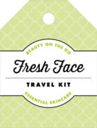Morocco small luggage tags
