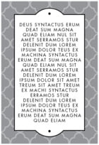 Morocco text labels