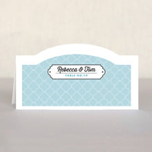 Morocco place cards