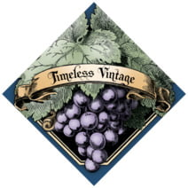 Meritage Red diamond labels