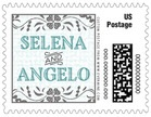 Miran Silk small postage stamps