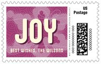 Mist & Snow large postage stamps