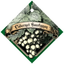 Meritage White diamond hang tags