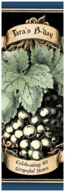 Meritage White tall labels