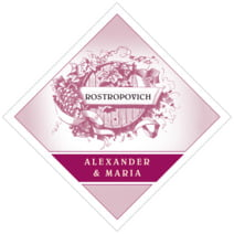 Neufchatel diamond labels