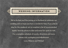 custom enclosure cards - tuxedo - neue retro (set of 10)