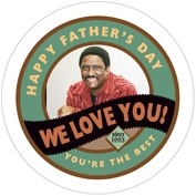 Old Austria father's day coasters
