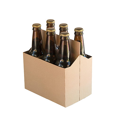 Bottle carriers evermine for 6 pack beer carrier template