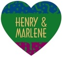 Party heart labels