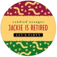 Party large circle labels