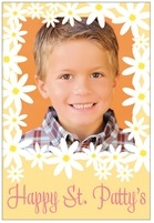 Dreaming Daisies tall rectangle labels