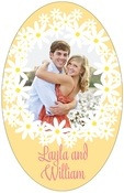 Dreaming Daisies photo labels