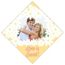 Dreaming Daisies diamond labels