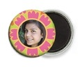 Posies button magnets