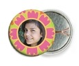 Posies custom photo buttons