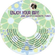 Posies cd labels
