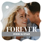 Picture Perfect fancy square tags