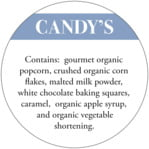 Picture Perfect circle text labels