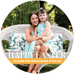 Picture Perfect round coasters