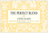 Provencale wide rectangle labels