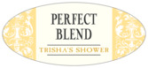 Provencale oval labels