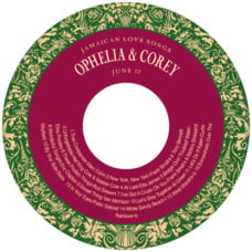 Provencale cd labels