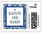 Provencale small postage stamps