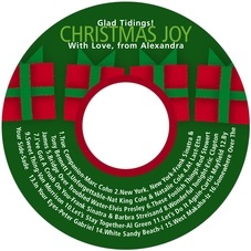 Presents cd labels